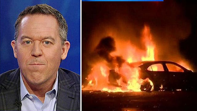 Gutfeld: Crime is up because will of our leaders is down