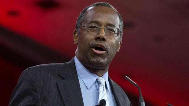 Why is Dr. Ben Carson resonating with voters?
