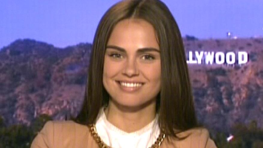 Model Xenia Deli addresses rumors about dating Justin Bieber