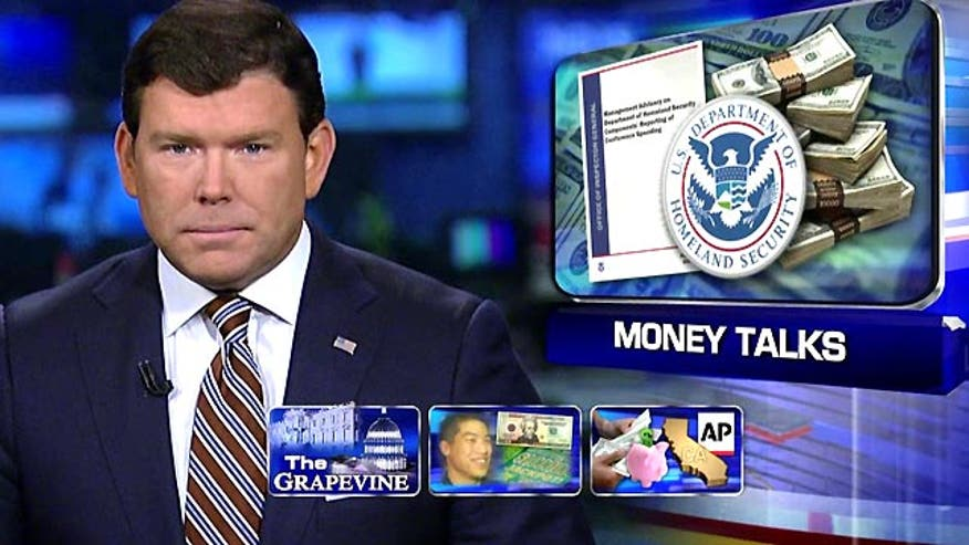 Department of Homeland Security conferences cost more than $20 million