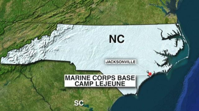 1 Marine killed, 9 hurt in helicopter hard landing
