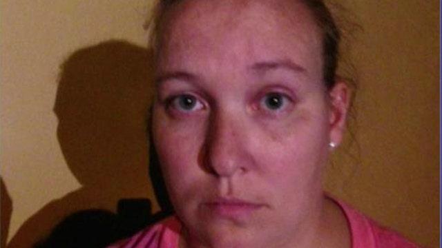 Woman accused of reporting false sighting in manhunt