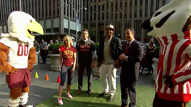 After the Show Show: College Colors Day