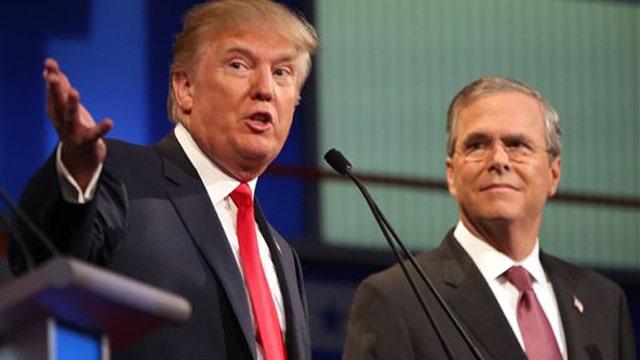 Bias Bash: Trump-Bush feud becomes media distraction