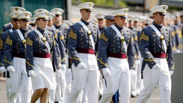 2016 West Point grads' class rings contain Ground Zero steel