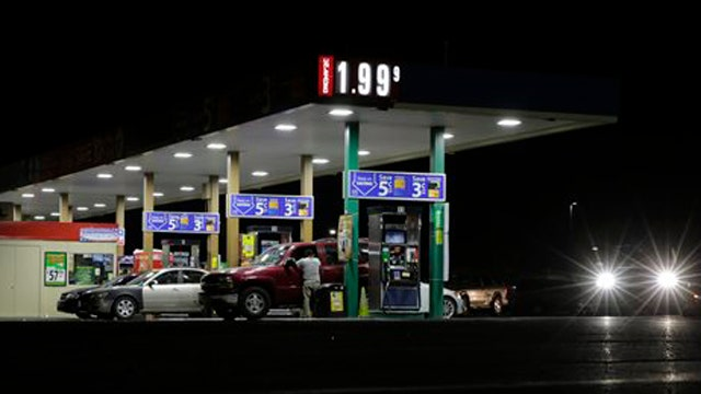 Report: Labor Day gas prices lowest in 11 years