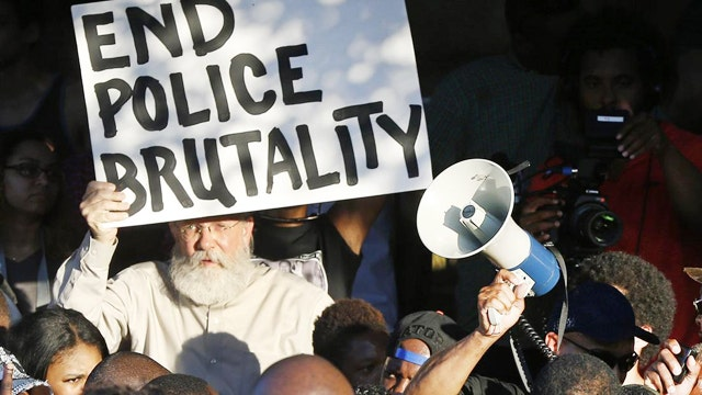 Growing anti-police mentality in the US
