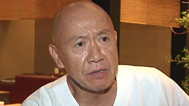 Kitchen Superstars: Sushi master 'Masa' Takayama