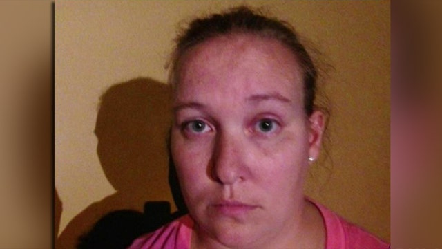 Woman in court for making false reports in Ill. manhunt