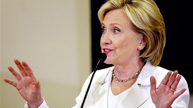 Does Hillary Clinton have a woman problem?