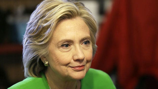 Report: Clinton's e-mails up for sale on the black market