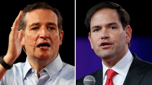 GOP candidates take sides on Kentucky clerk