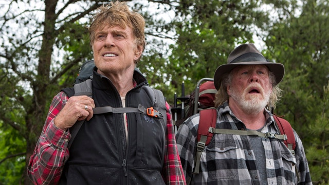 Redford takes a long 'Walk In The Woods' to nowhere
