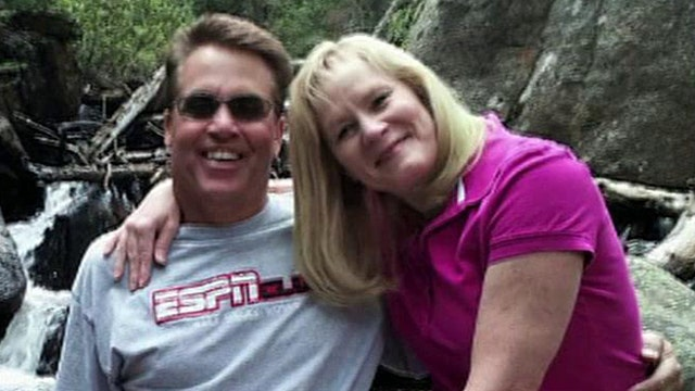 Jury selected in trial of man accused in wife's cliff fall