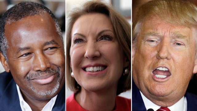 Why are 'non-professional' candidates surging in polls?