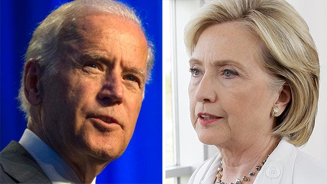Is it too late for Joe Biden to take on Hillary Clinton?