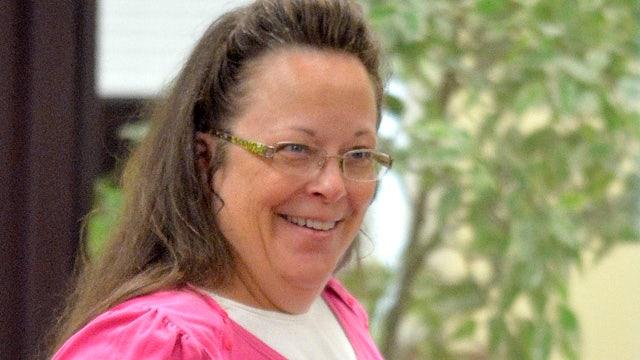 Kentucky clerk controversy ignites religious freedom debate