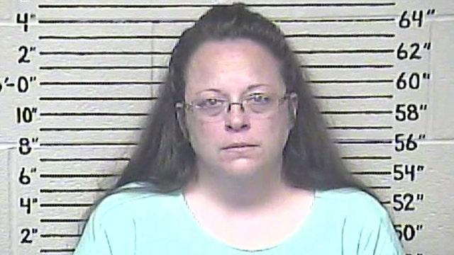 Clerk ignites showdown in Kentucky over religious freedom