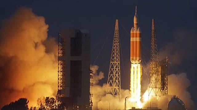 NASA chief blasts congress over funding
