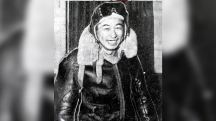 Ben Kuroki flew 58 missions in World War II and was awarded the U.S. Army Distinguished Service Medal in 2005