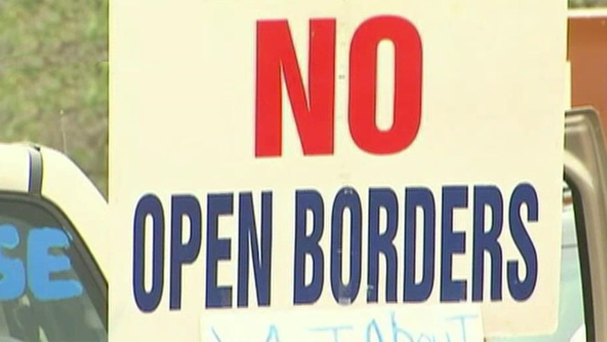 Law allows police to question status of possible illegal immigrants