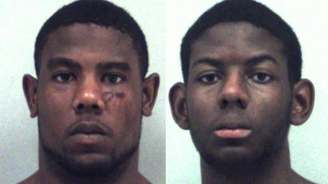 Brothers arrested for trying to murder parents in home
