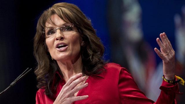 Sarah Palin comes to the defense of Donald Trump