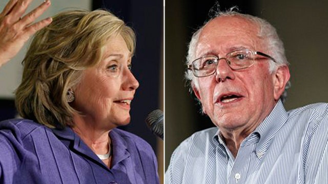 Sanders overtakes Clinton in latest NH primary poll