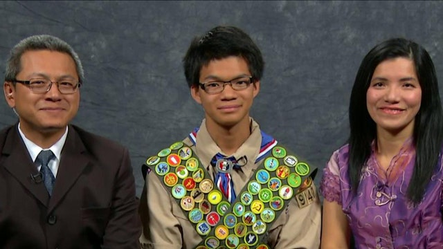 Utah Boy Scout earns all 141 merit badges