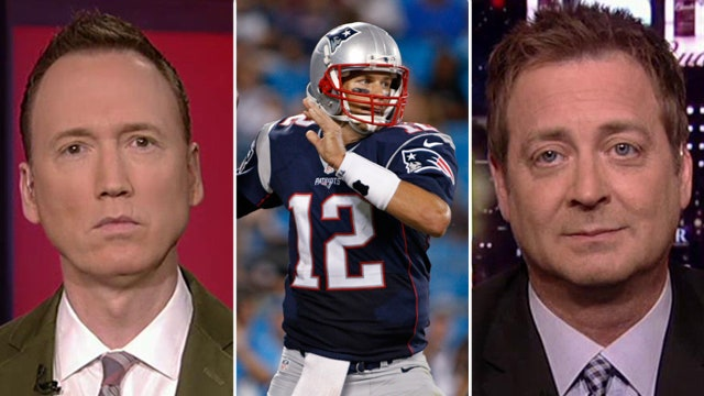 Can Tom, Andy settle their beef on the New England Patriots?
