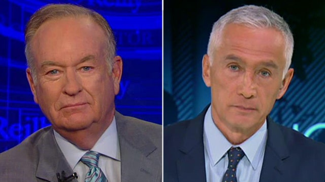 O'Reilly vs. Jorge Ramos