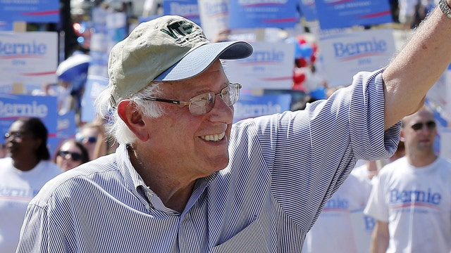 Political Insiders Part 1: Sanders leading Clinton in NH