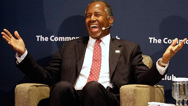 What do Ben Carson supporters like about the candidate?