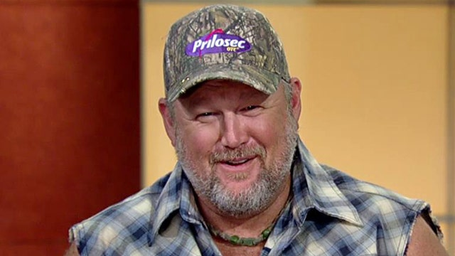 Larry the Cable Guy gives his take on 2016 primary season