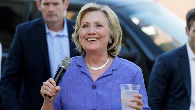 Will 'more humor, more heart' save Clinton's campaign?