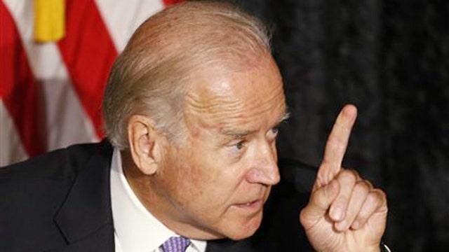 Bias Bash: Biden 2016 speculation drives media crazy