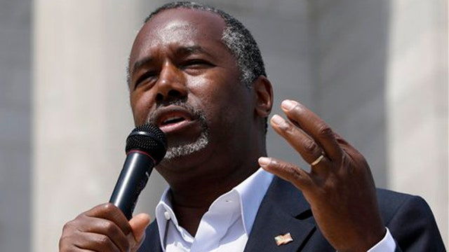 Ben Carson sees new wave of momentum in campaign