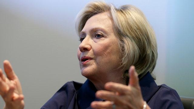 Officials say Clinton had top-secret emails on computer