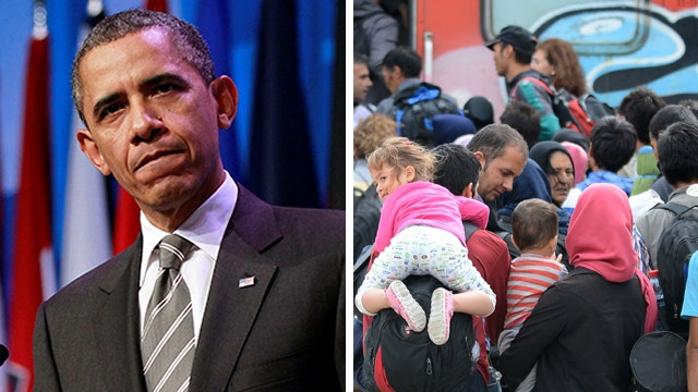 Migration crisis in Europe rooted in Obama failures