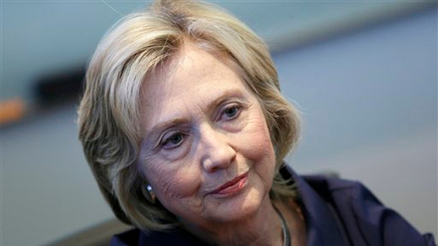 Clinton pushes reset button on 2016 campaign
