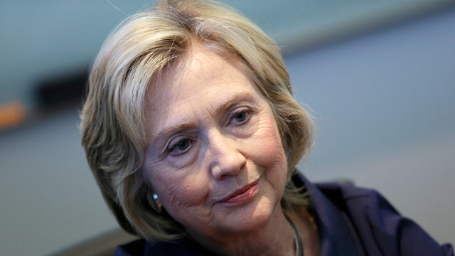 Clinton doubles down on defense of private email