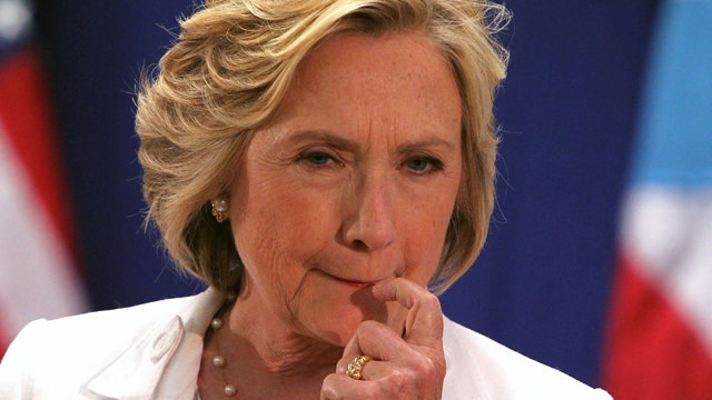 Clinton's problematic summer, in 60 seconds