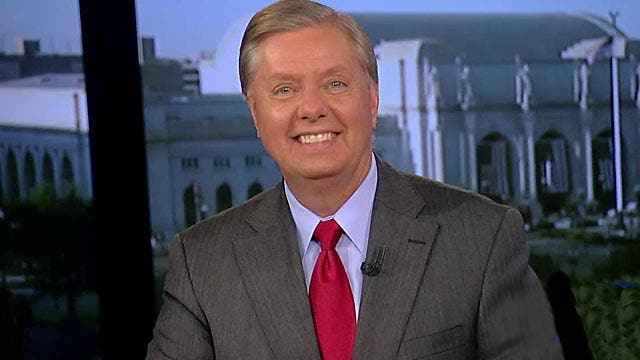 Graham on refugee crisis, domestic policy, low poll numbers