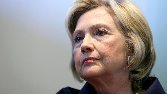 Clinton camp attempts to hit the reset button on campaign