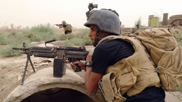 US effort against ISIS seeing mixed results abroad