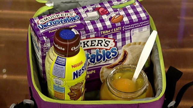 The best and worst lunches you can pack for your kids