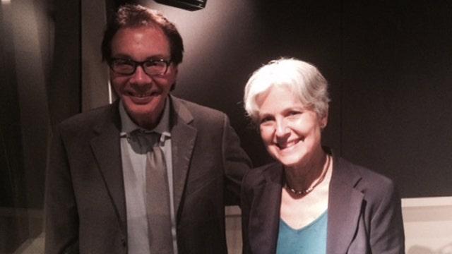 Alan Colmes and Dr. Jill Stein