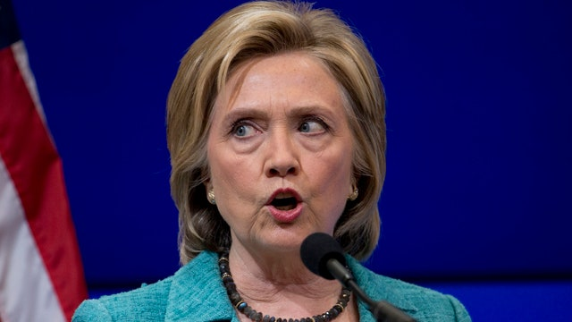 Clinton takes credit for brining Iran deal to table
