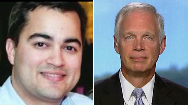 Sen. Johnson offers immunity to Clinton aide to testify