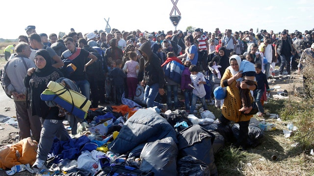 Is it fair to blame President Obama for refugee crisis?